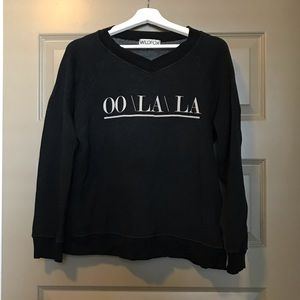 Wildfox Graphic Sweatshirt